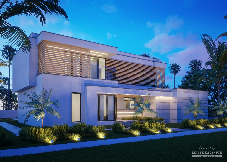 Projekt domu LK&1498