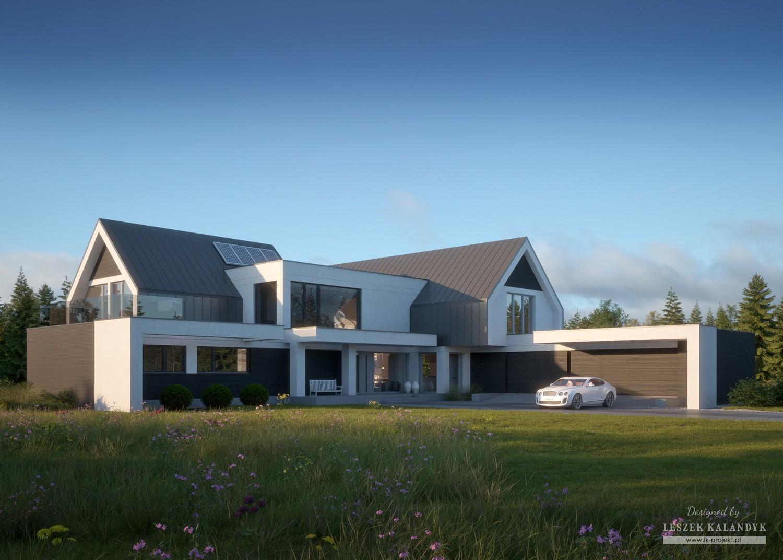 Projekt domu LK&1501