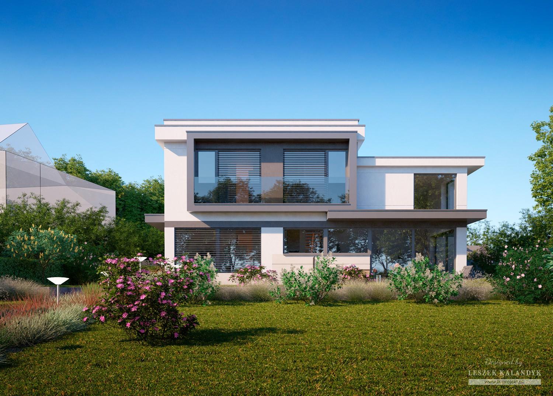 Projekt domu LK&1428