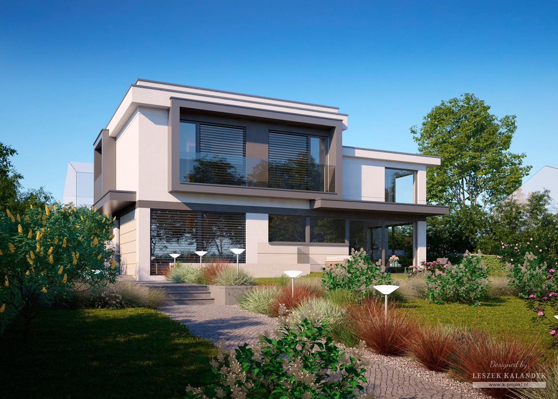 Projekt domu LK&1428 do Niemiec