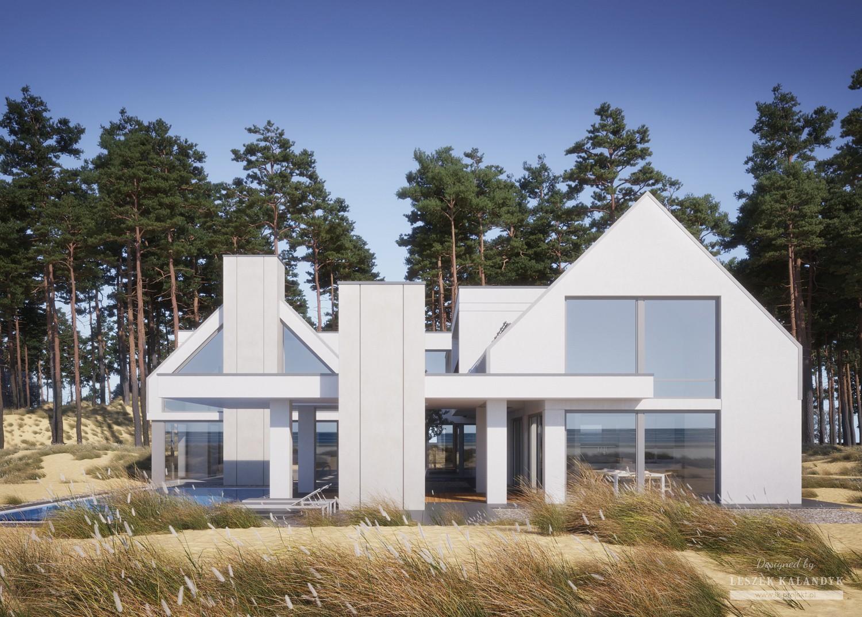 Projekt domu LK&1492