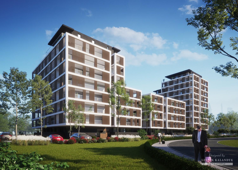 Projekt domu LK&1458