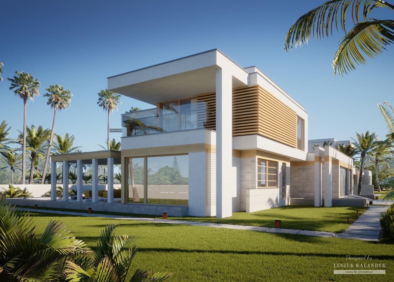 Projekt domu LK&1508