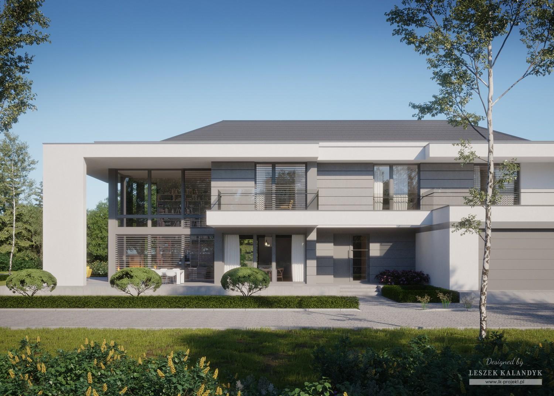 Projekt domu LK&1522