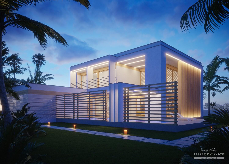 Projekt domu LK&1530