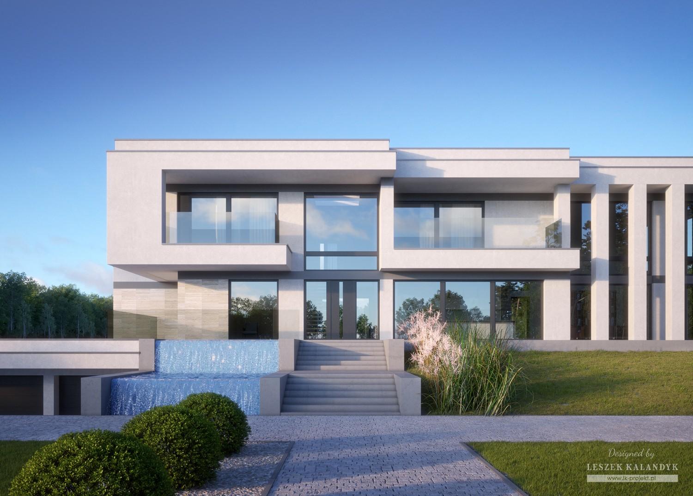 Projekt domu LK&1529