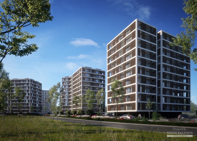 Projekt domu LK&1537