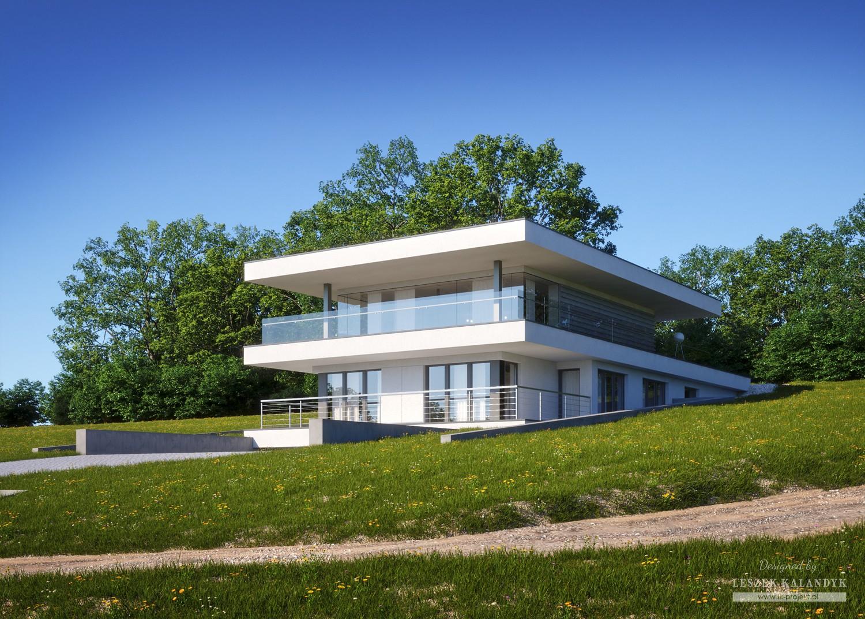 Projekt domu LK&1563