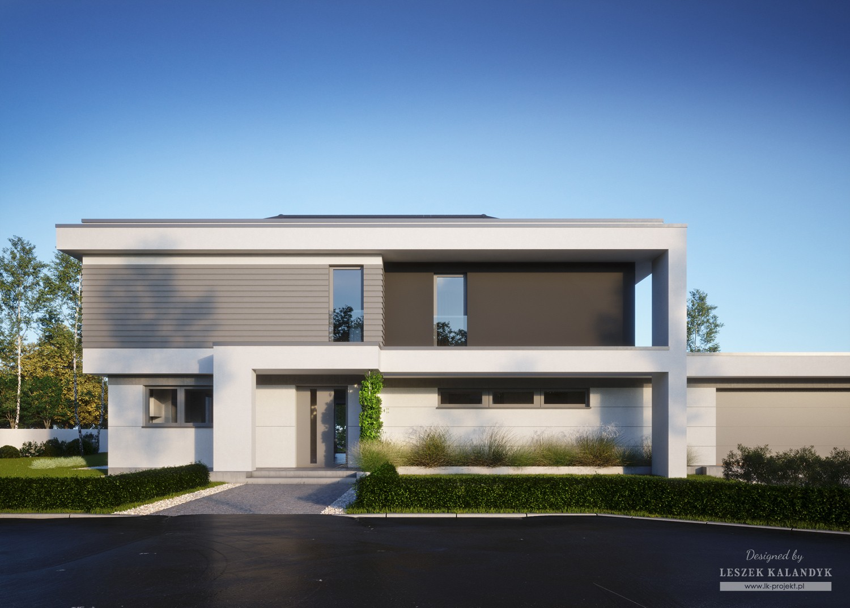 Projekt domu LK&1527