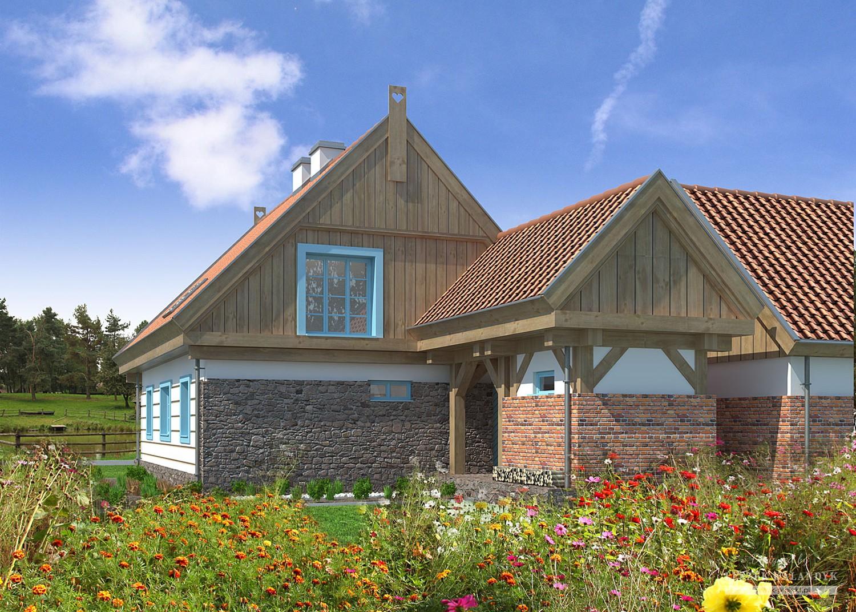 Projekt domu LK&850