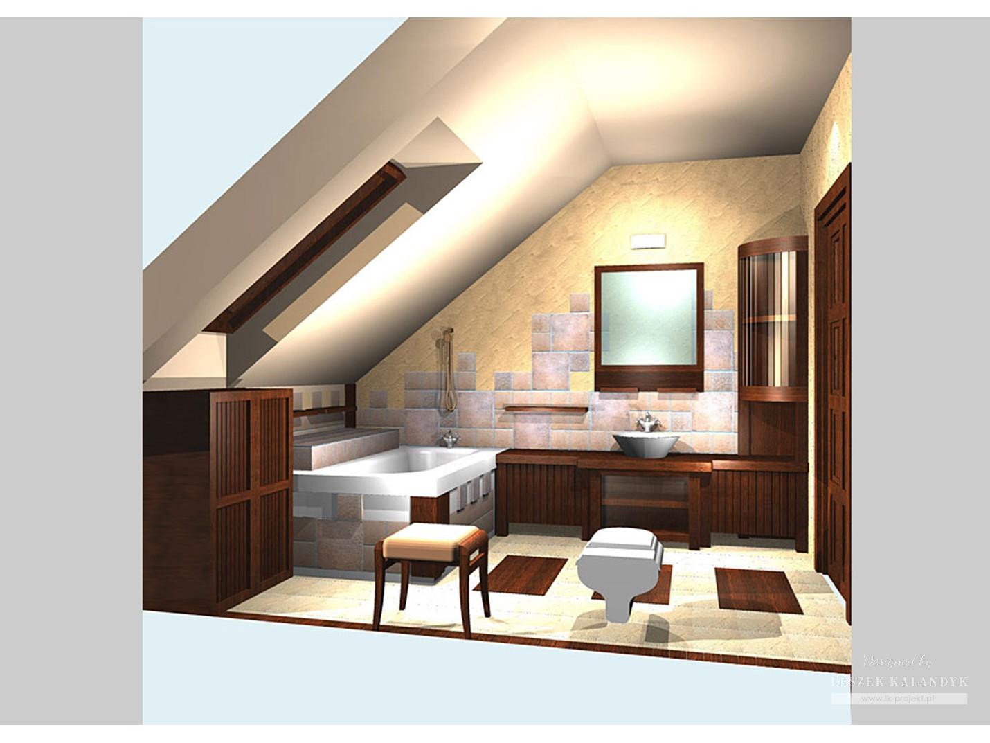 Projekt domu LK&322
