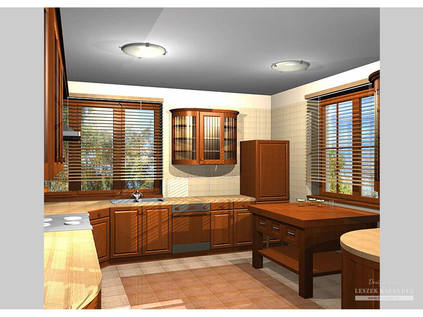 Projekt domu LK&299