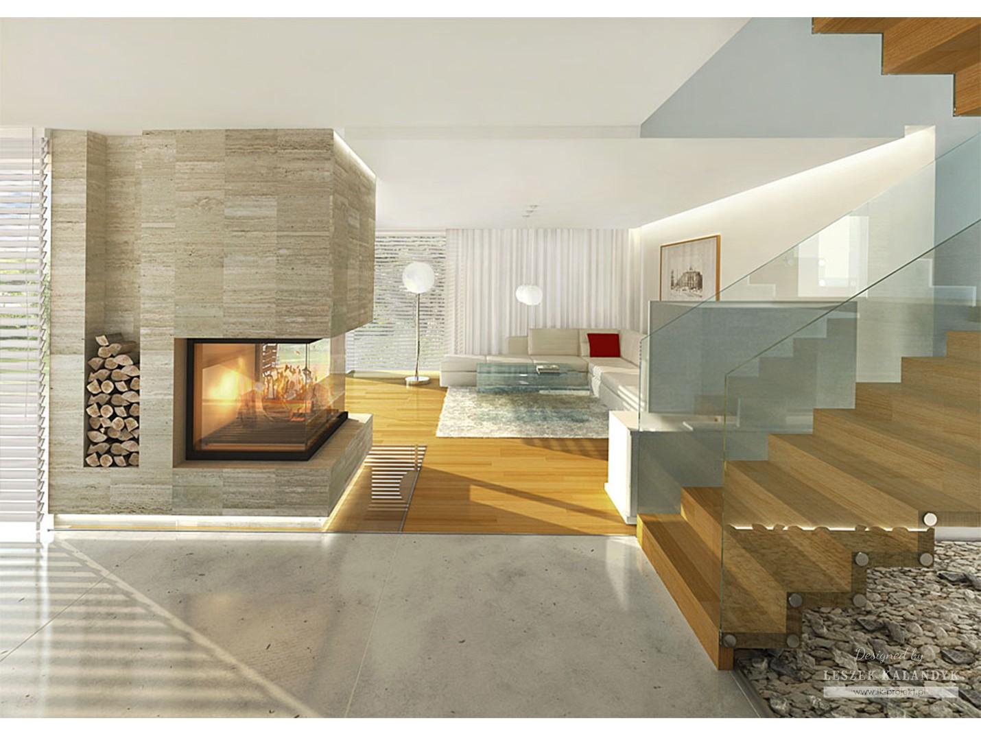 Projekt domu LK&935