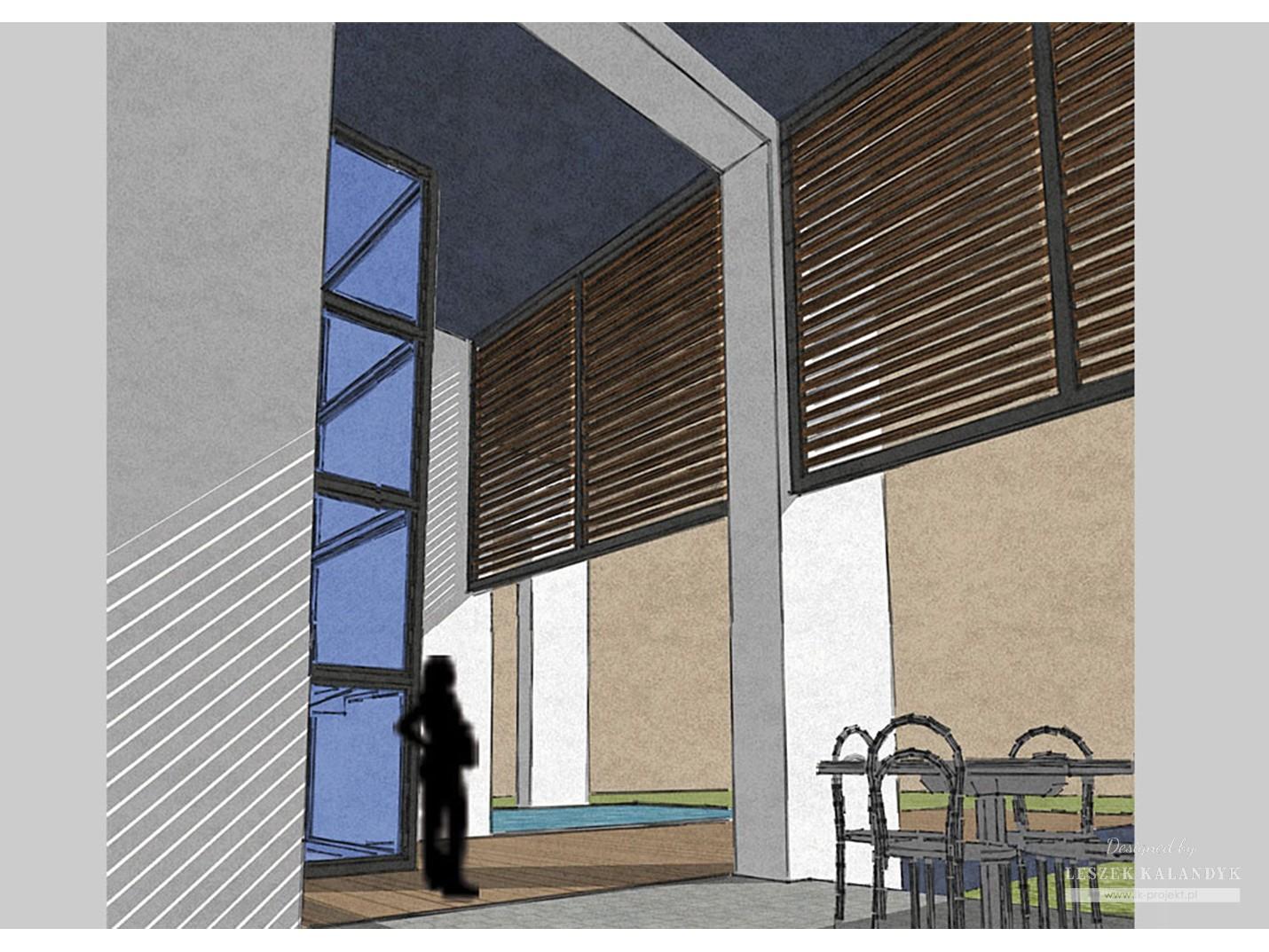 Projekt domu LK&993