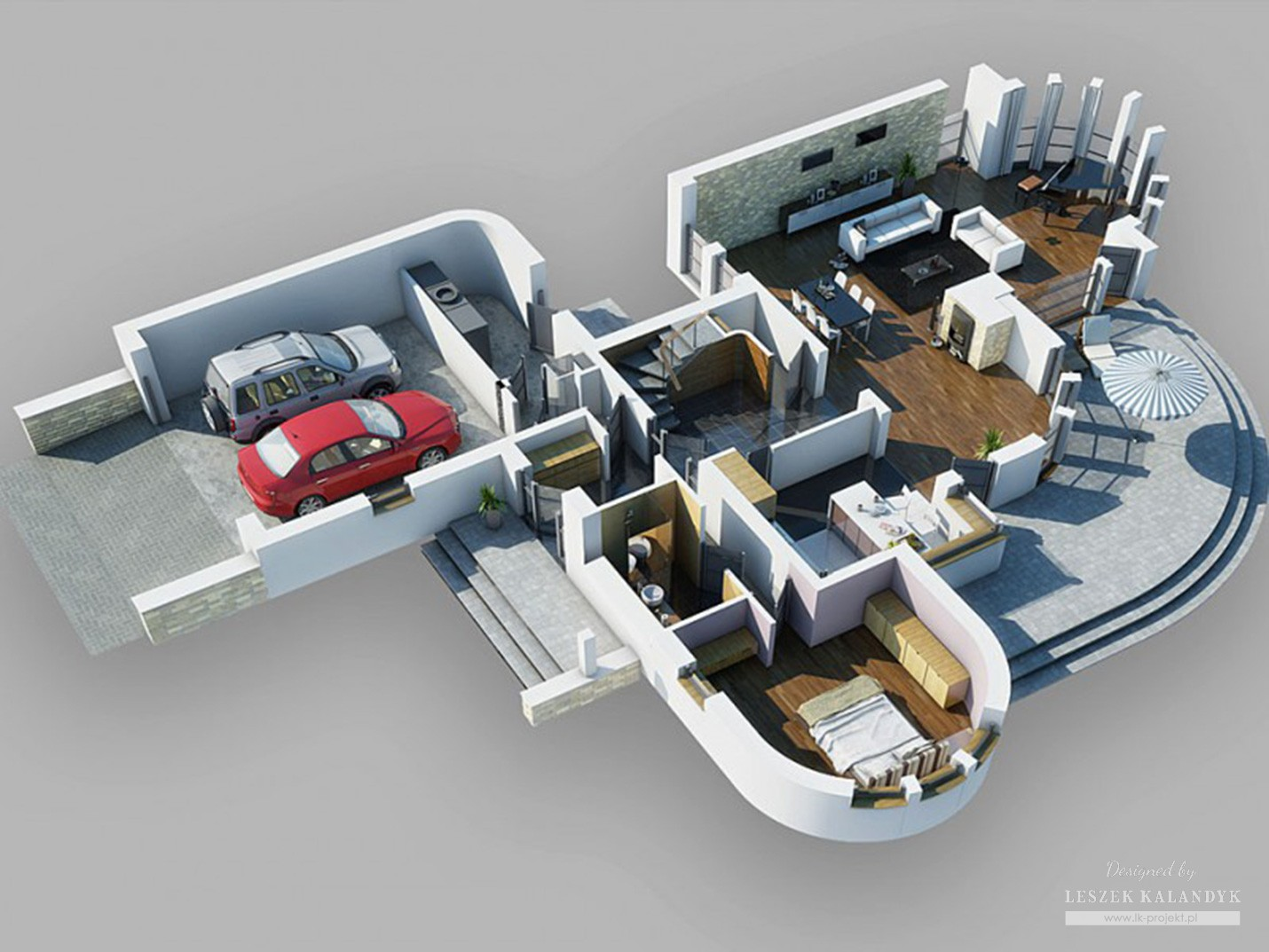 Projekt domu LK&1103