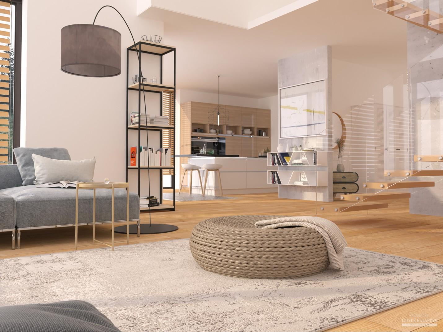 Projekt domu LK&1402