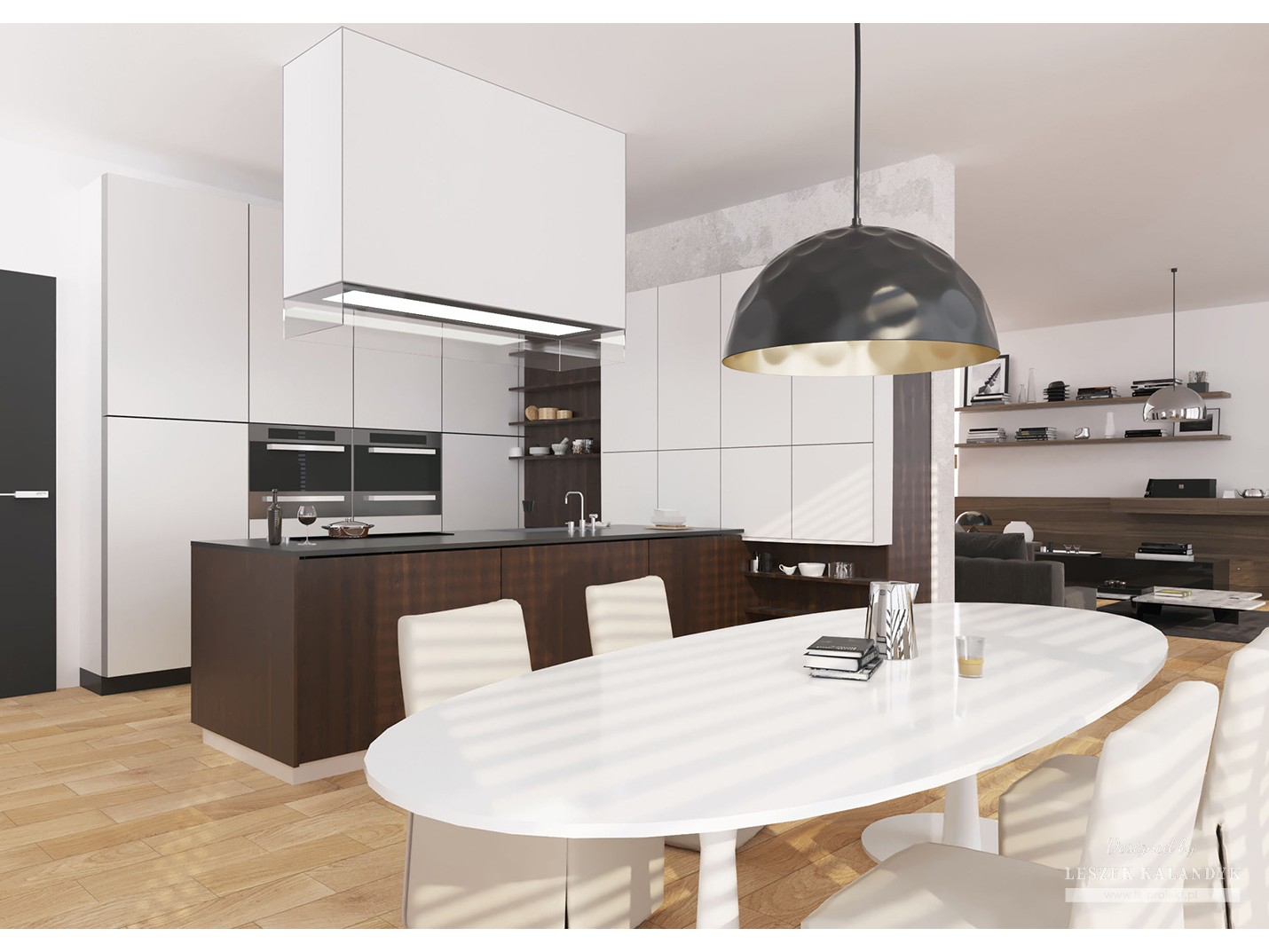 Projekt domu LK&1343