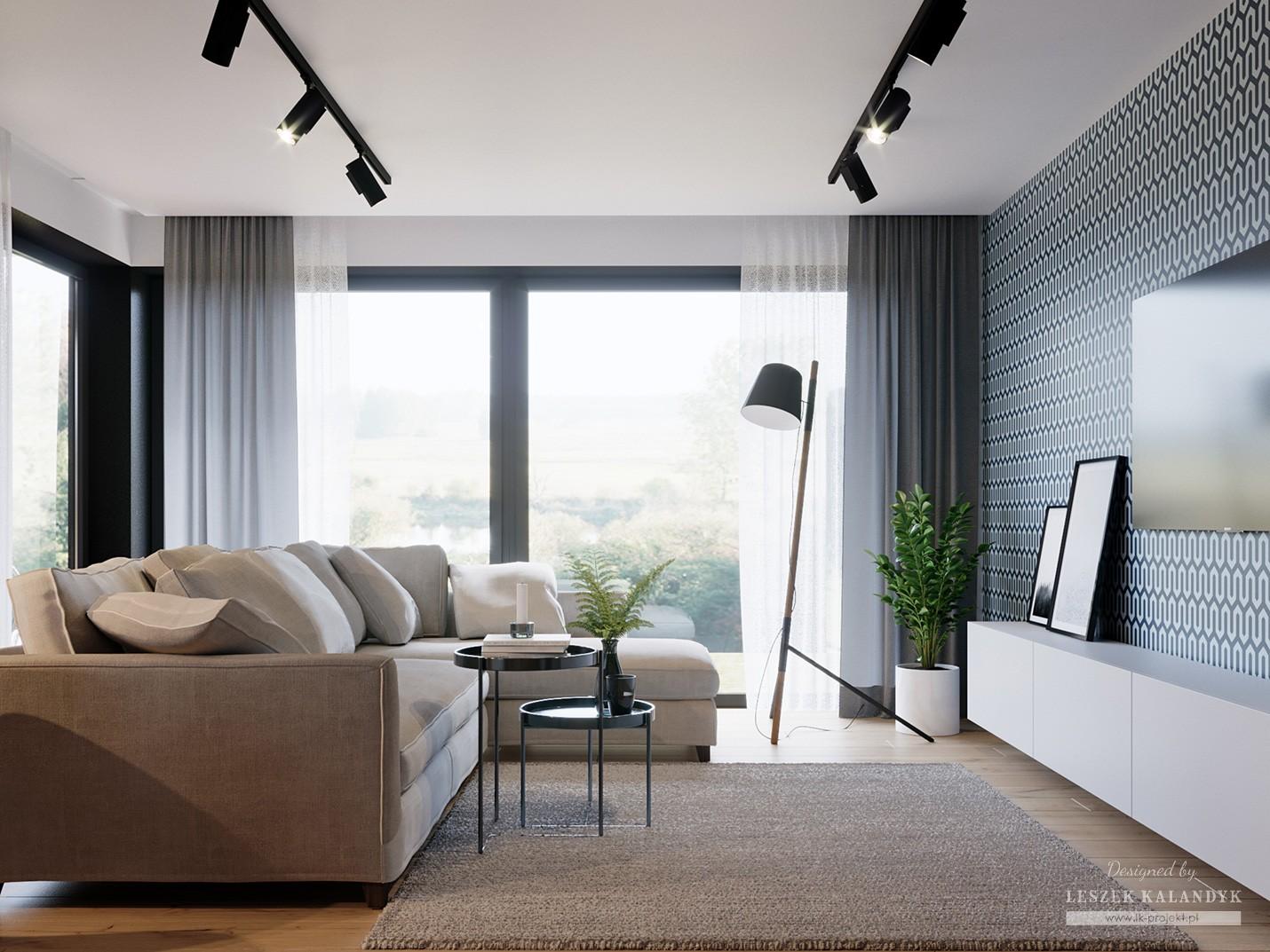 Projekt domu LK&1480